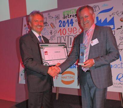 Prix « Best Practice in Process » pour Fabrelac